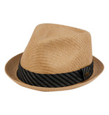 Hat Straw Fedora