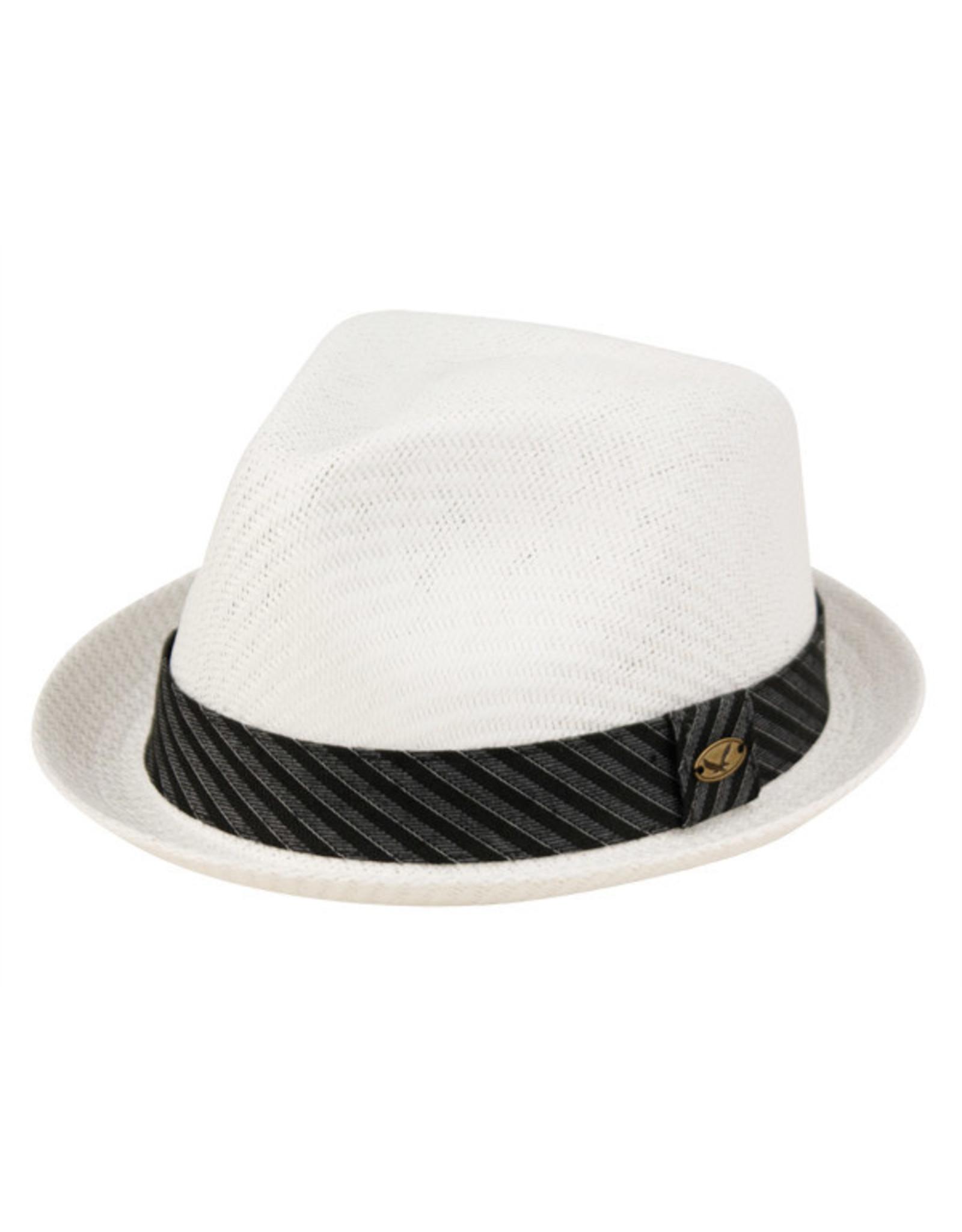 Chapeau Fedora en paille