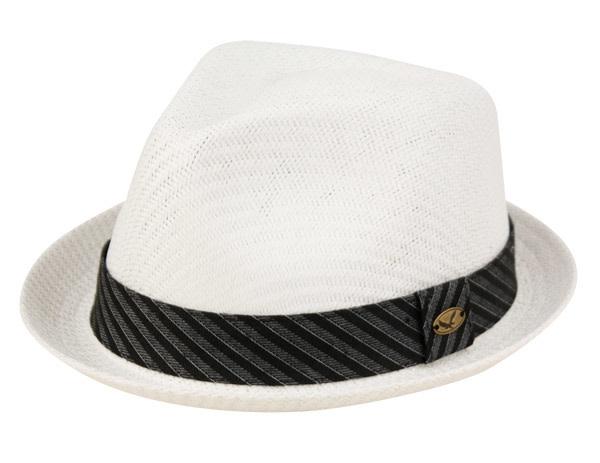 Hat Straw Fedora F2269