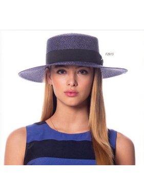 Hat wide brim Boater