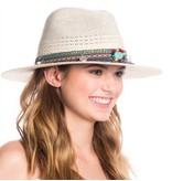 Hat Poly Fedora F2800