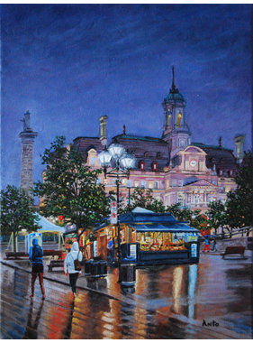 Antonine Rodier Place Jacques Cartier