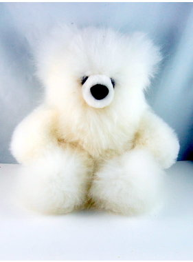 Alpaca DNA Alpaca Teddy Bear 10 inch