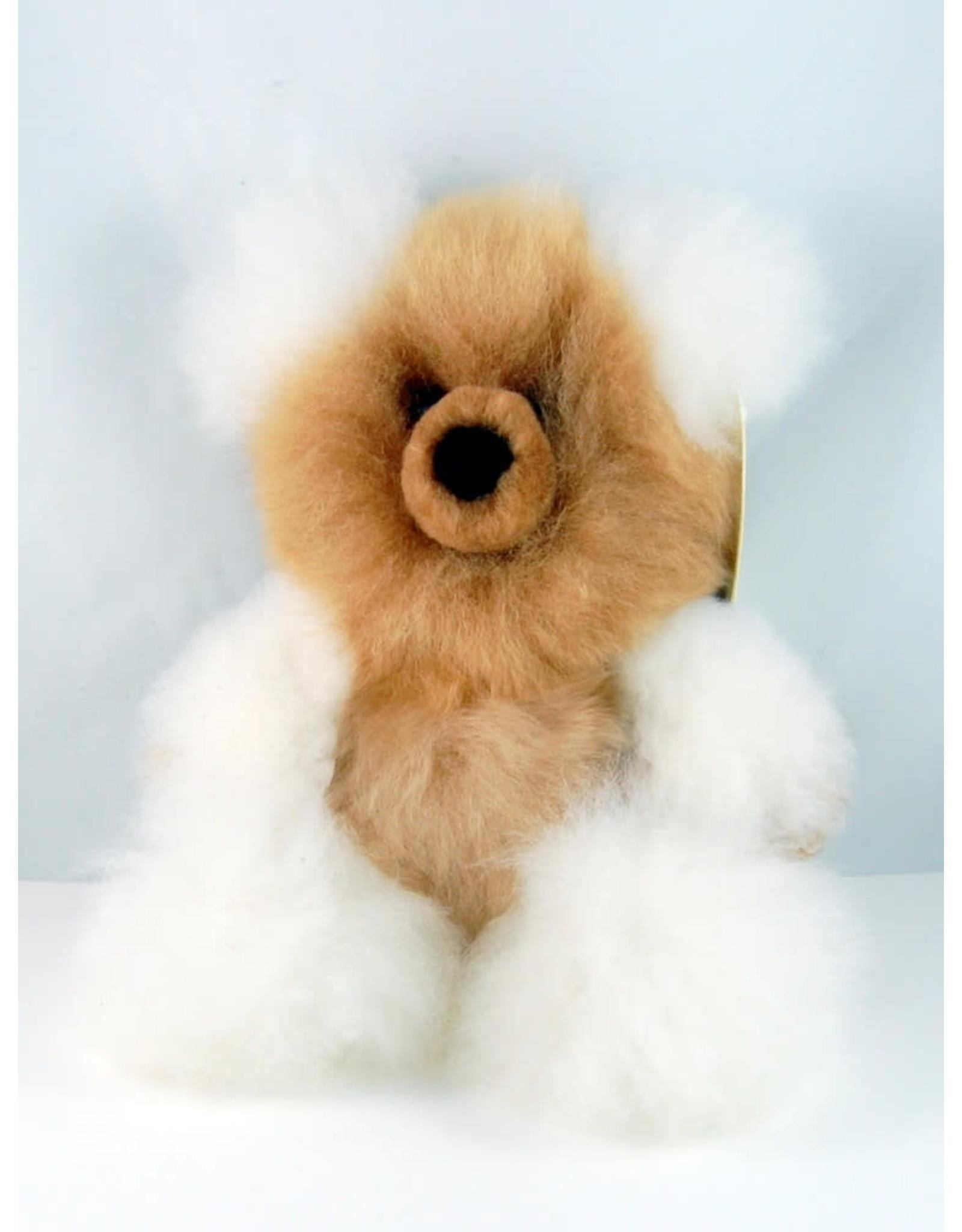 Alpaca DNA Alpaca Teddy Bear 15 inch