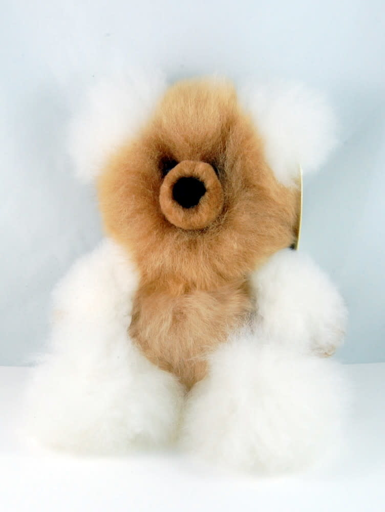 Alpaca DNA Alpaca Teddy Bear 15 inch