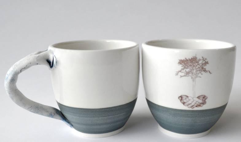 Catherine De Abreu Espresso Cup Generosity