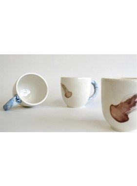 Catherine De Abreu 1 Espresso Cup Jellyfish 04-M