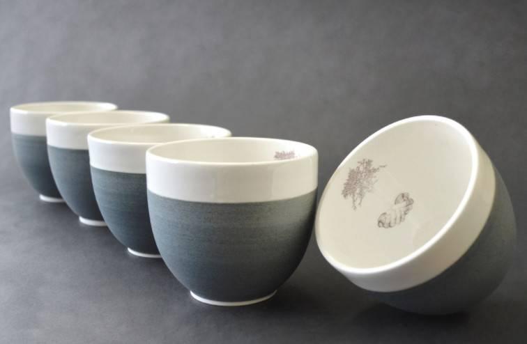 Catherine De Abreu Tea Bowl Generosity