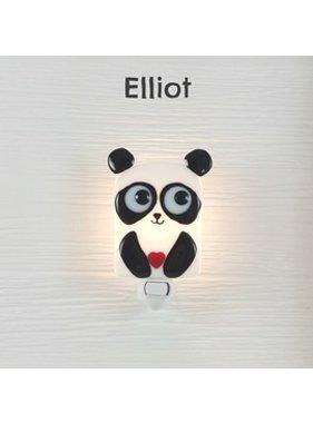 Veille sur toi Panda Night light