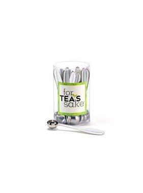Pour l'amour du thé, cuillère à café en acier inoxydable
