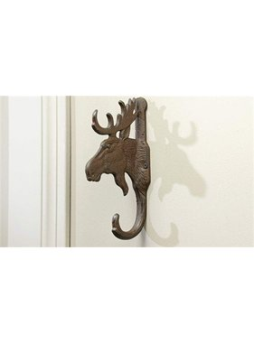 Cast Iron Moose