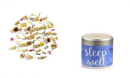 For Tea's Sake Sleep Well Wellness Blend (0.7oz/20g)