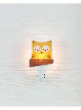 Veille sur toi Owl Night light