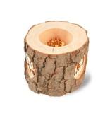 Deer bark candle 4131-32