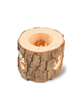 Deer bark candle 4131-32