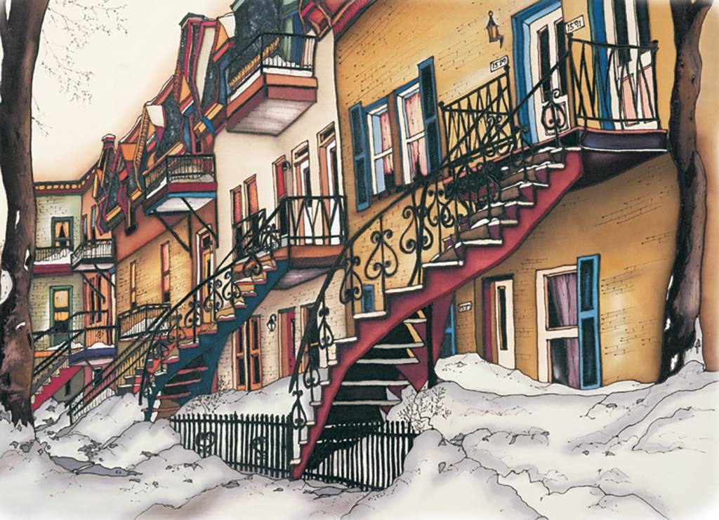 Renee Bovet Aimant Rue Marquette P107