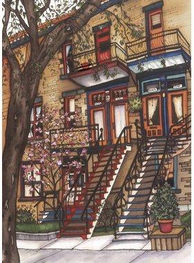 Renee Bovet Marianne street, MTL 20x14