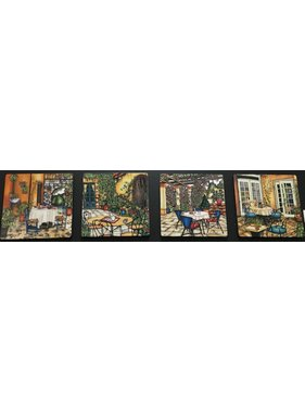 Renee Bovet Terrace Coasters