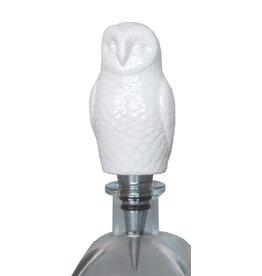 Deer ceramic bottle stopper