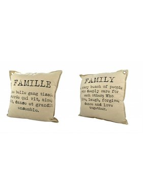 Coussin Famille 692-005
