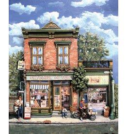 Michel Sylvain Convenience store 6 1/2 x 6 1/2