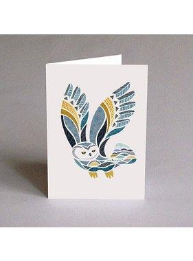 Hugo the Owl 5 x 7