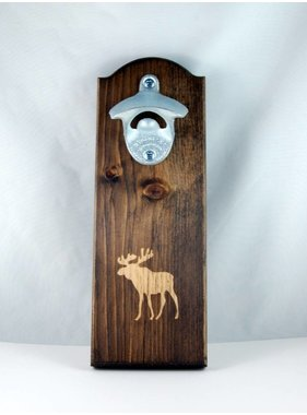 1 Magnetic Moose bottle opener
