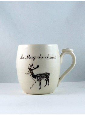 Coffee Mug for de cottage
