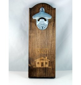For the cottage -  Magnetic Beer opener