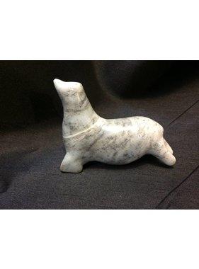 Lucie Nadeau Seal sculpture