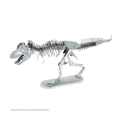 Metal E T Rex