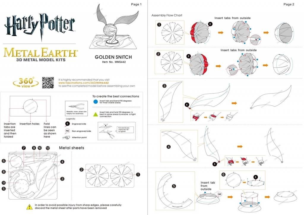 Potter MMS442