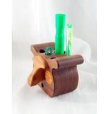 Alain Mailhot - Sculpteur Owl  - Crayons holder