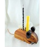 Alain Mailhot - Sculpteur Mouse  - Crayons holde