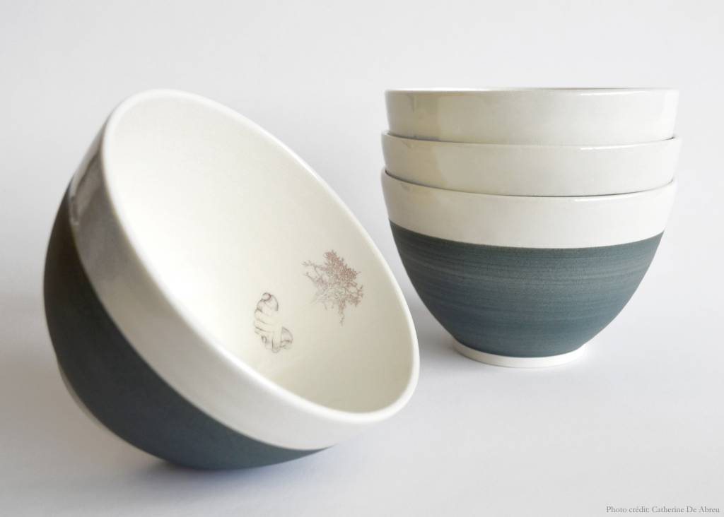 Catherine De Abreu Small Bowl Generosity
