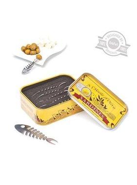 Sardine snack forks BV25187