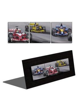 Daniel Jussaume Montreal Grand Prix 7 - Triptych