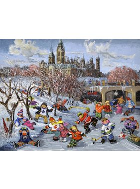 Trefl Puzzle - Fun on the Rideau Canal