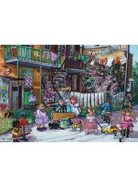 Trefl Puzzle - Alley Fun