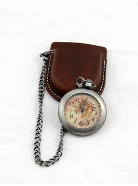 Diane Balit H Dragon pocket watch