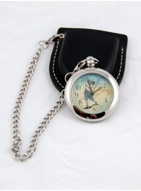 Diane Balit H Golfer - Pocket watch