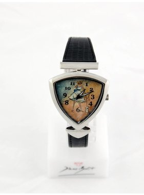 Diane Balit F The Lady in White - Stainless steel Case