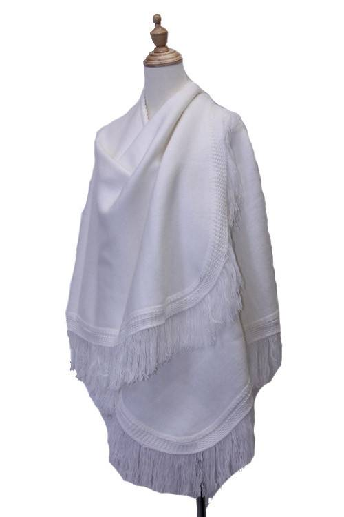 Alpaca TC Classic Cape in Alpaca wool