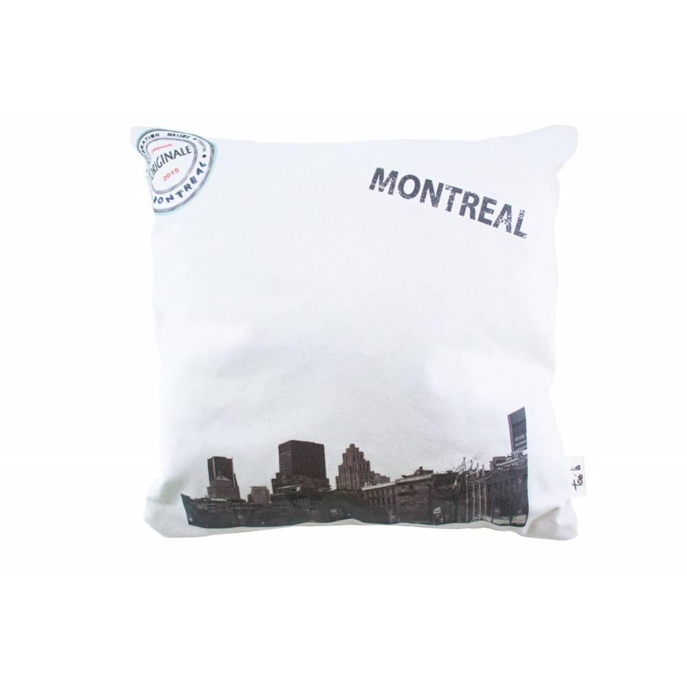 Coussin Vieux Montréal