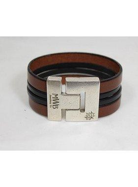 Mens Canadiana bracelet