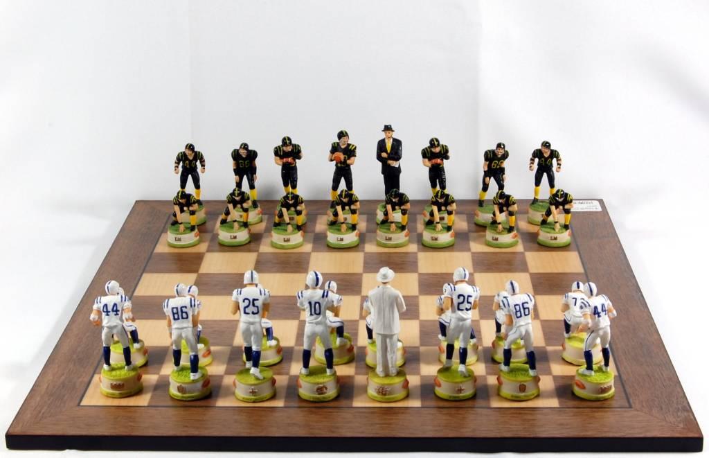 Jeux d'échec Football 99001