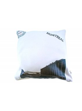 Bridge Pillow of Old Montreal
