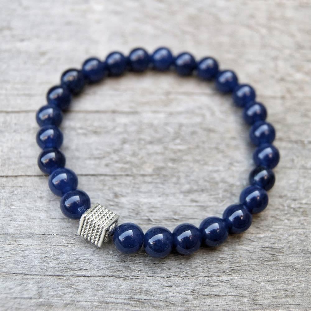 Homme/Bracelet Vitalité 8mm