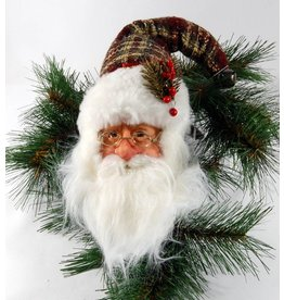 Jacqueline Kent Irish style Santa Clause Head JKO230