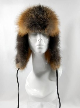 Cross-fox aviator hat # 30 - Men